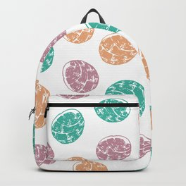 Conchas Pattern Backpack