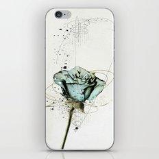 rose2 iPhone Skin