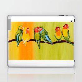 Sweetheart Birds Laptop & iPad Skin