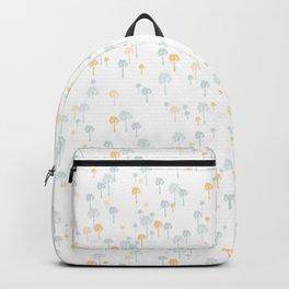 dwarfish pastel jungle Backpack