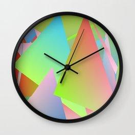 Outdoor Activities 4 Wall Clock