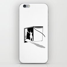Book Lover iPhone & iPod Skin