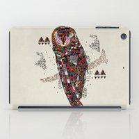 kris tate iPad Cases featuring HATKEE Collaboration by Kyle Naylor and Kris Tate by Kyle Naylor