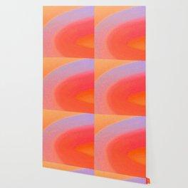 Sorbet Color Swirl Wallpaper
