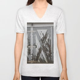 Barn Door Unisex V-Neck