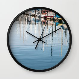 Your own perspective Wall Clock
