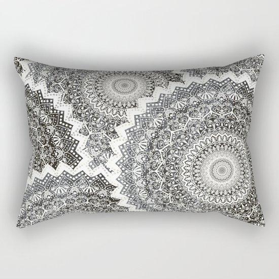WINTER MANDALAS Rectangular Pillow