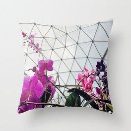Garden Life Throw Pillow