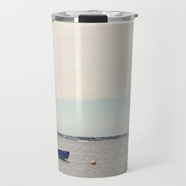 Alone on the Bay Travel Mug