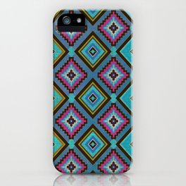 Indi-abstract#03 iPhone Case
