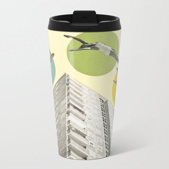 High Flyers Metal Travel Mug