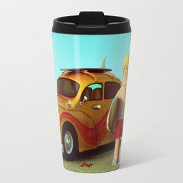 Surf Dude Travel Mug