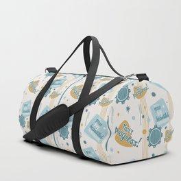 Great Big Beautiful Duffle Bag