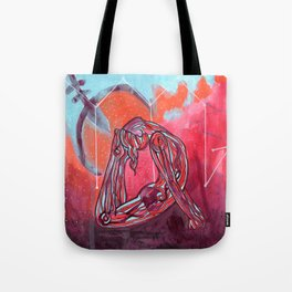 Scorpio | Yoga Art Tote Bag