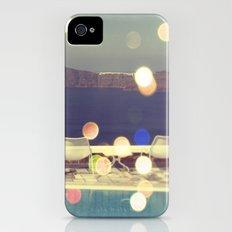 Santorini Sun Slim Case iPhone (4, 4s)