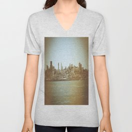 San Francisco Unisex V-Neck