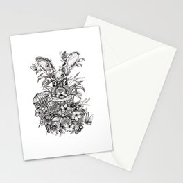 Rabbit Theif Stationery Cards