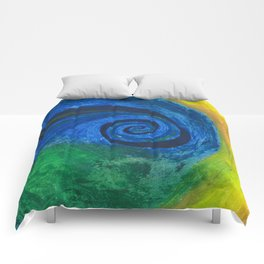 Abstract Poetic Comforters