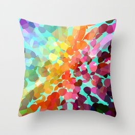 """""""connect"""" Throw Pillow"""