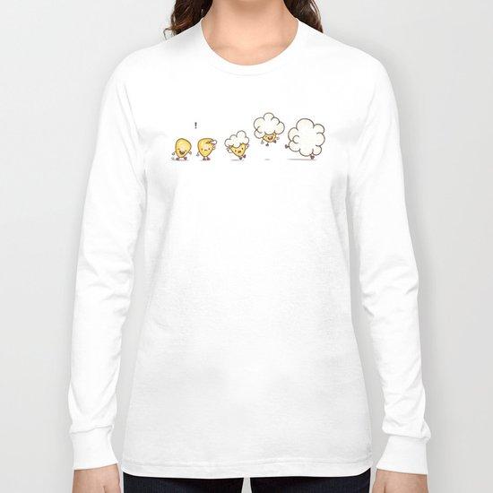Microwavolution  Long Sleeve T-shirt