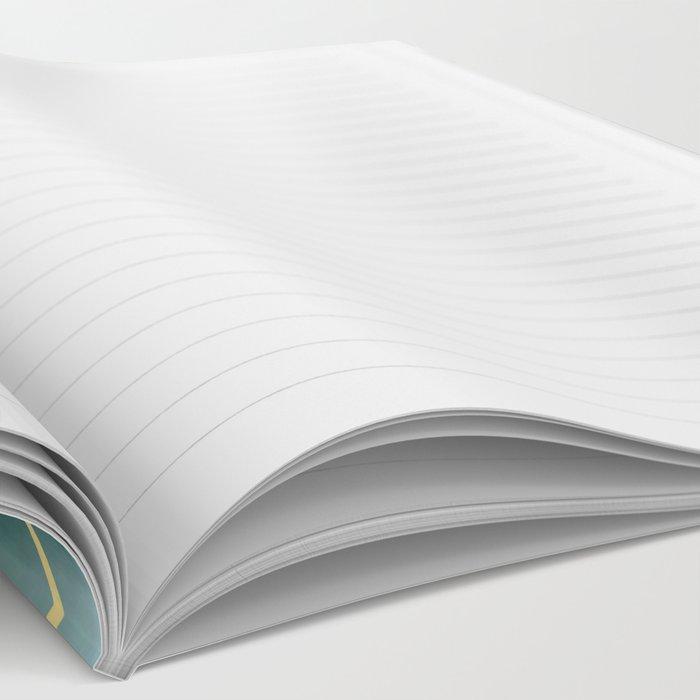 Agave geometrics Notebook