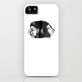 E.V.O.L.U.T.I.O.N iPhone Case