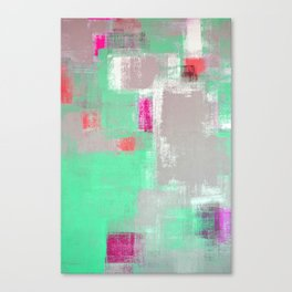 Toppings Canvas Print