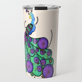 The Wheels Travel Mug
