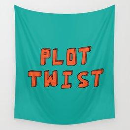 Plot Twist Wall Tapestry