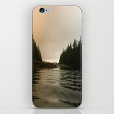 They Mysterious Island iPhone & iPod Skin
