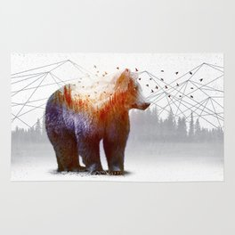 A Wilderness Within / Bear Rug