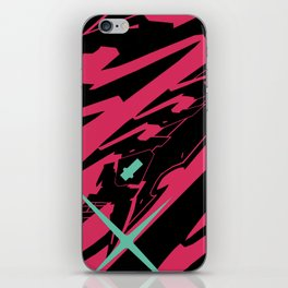 The Aegis (Pyra) iPhone Skin