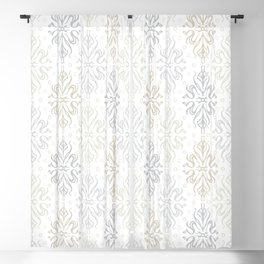 Luxury Vintage Pattern 18 Blackout Curtain