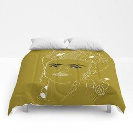 Smokin' Frida Comforters