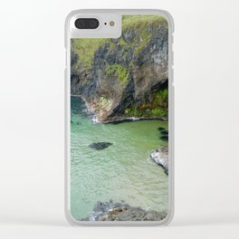 Songs of Ireland Clear iPhone Case