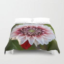 Dahlia / In The Garden / 4 Duvet Cover