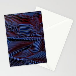 Dark Illusion Stationery Cards