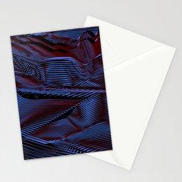 Dark Illusion Stationery Cards
