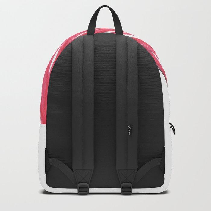Crimson Backpack