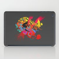 surfer iPad Cases featuring Surfer by Allison Reich