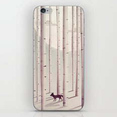 Serene Forest iPhone & iPod Skin