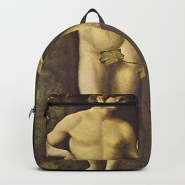Adam and Eve Backpack