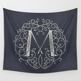 """""""M""""ONOGRAM Wall Tapestry"""