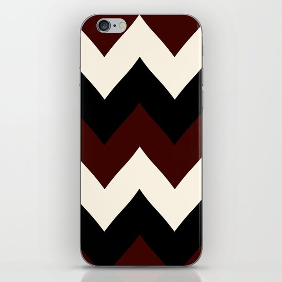 Oxfords & Button Ups iPhone & iPod Skin