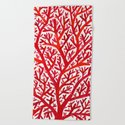 Red Fan Coral by catcoq