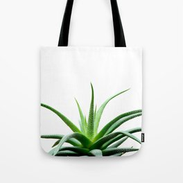 Succulents - Haworthia attenuata - Plant Lover - Botanic Specimens delivering a fresh perspective Tote Bag