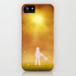 ONE SKY iPhone Case
