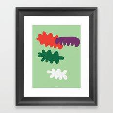 Catapult & Sidonie #10 Framed Art Print