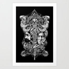 Nihil Art Print