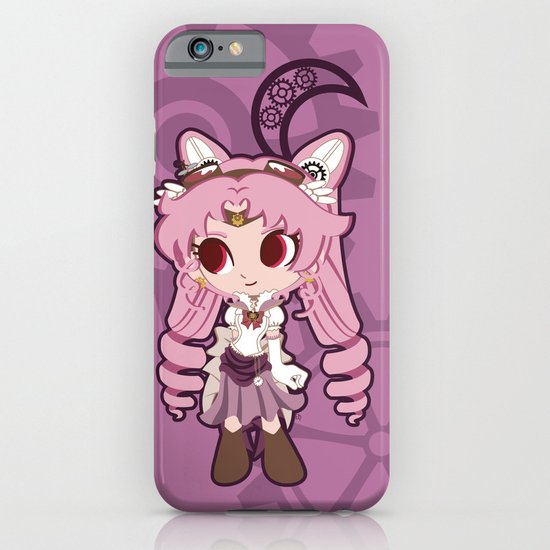 Steampunk Chibimoon - Sailor Moon iPhone & iPod Case